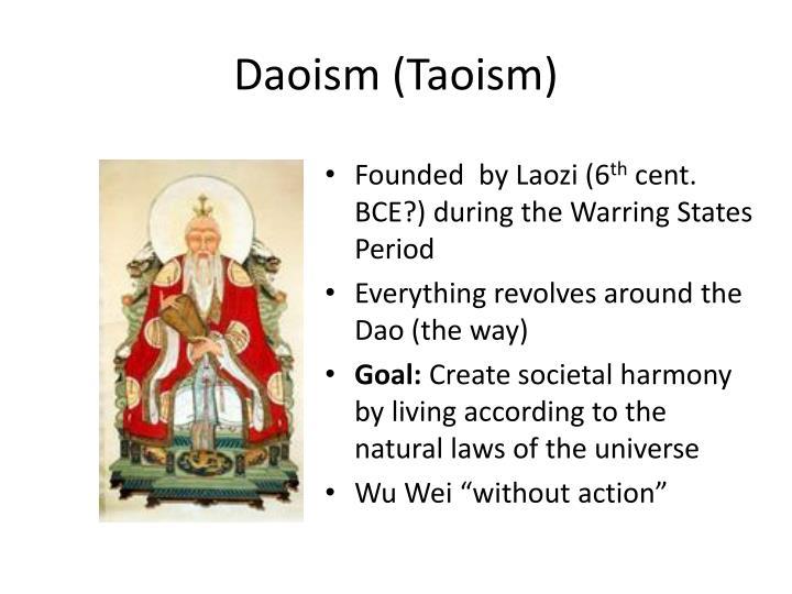 Daoism (Taoism)