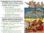 the cultural tradition of classical greece1