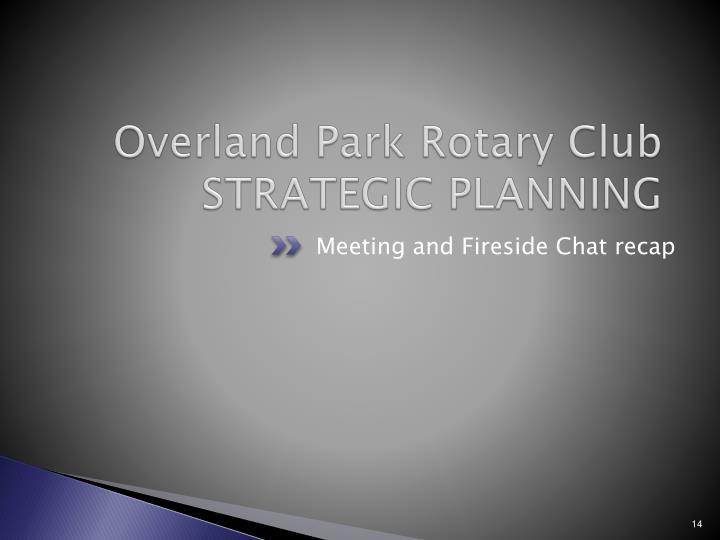 Overland Park Rotary Club