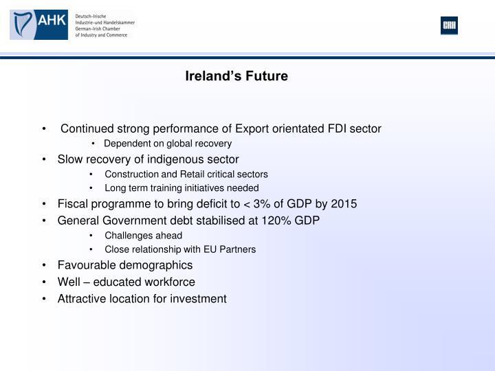 Ireland's Future