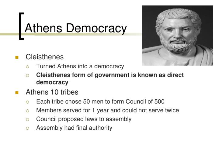 Athens Democracy