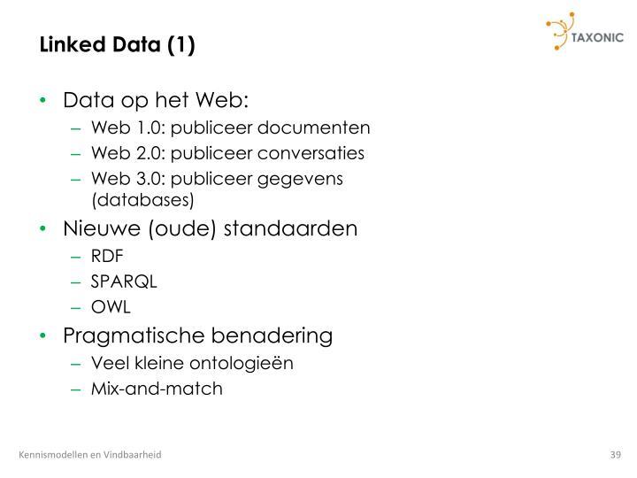 Linked Data (1)