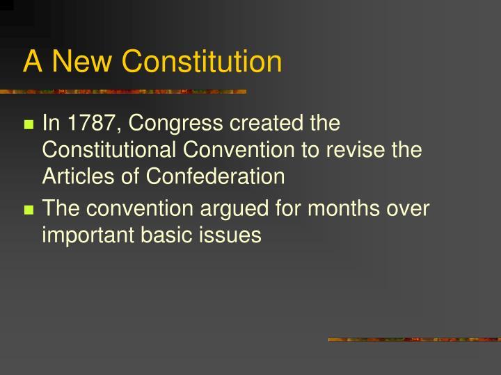 recent constitution news articles