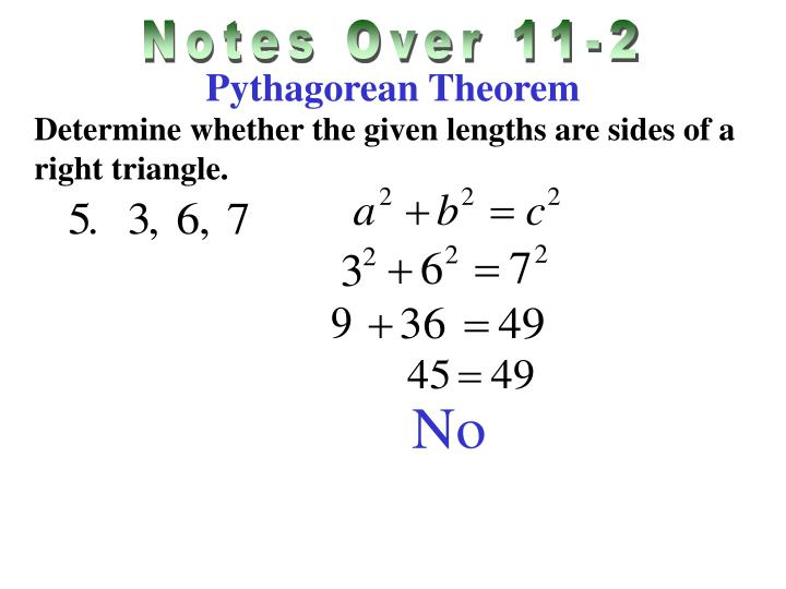Notes Over 11-2
