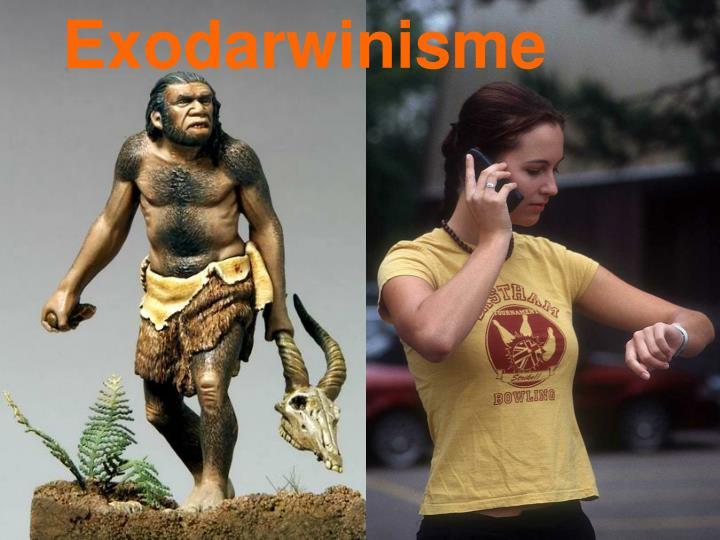 Exodarwinisme