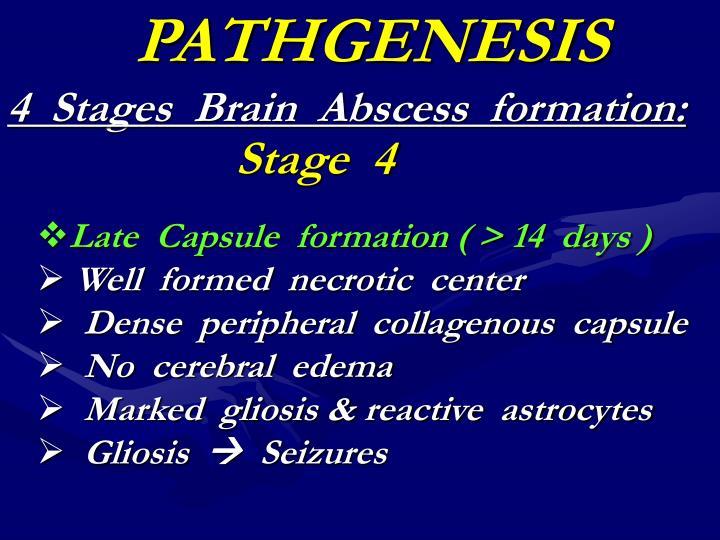 PATHGENESIS