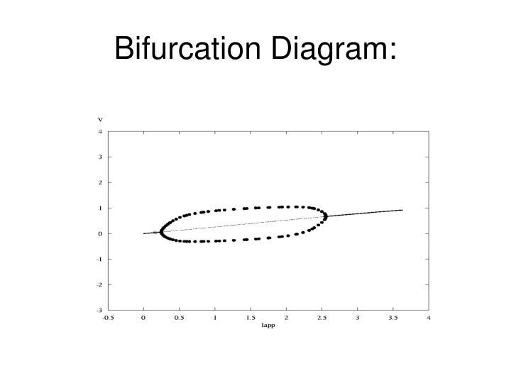 Bifurcation Diagram: