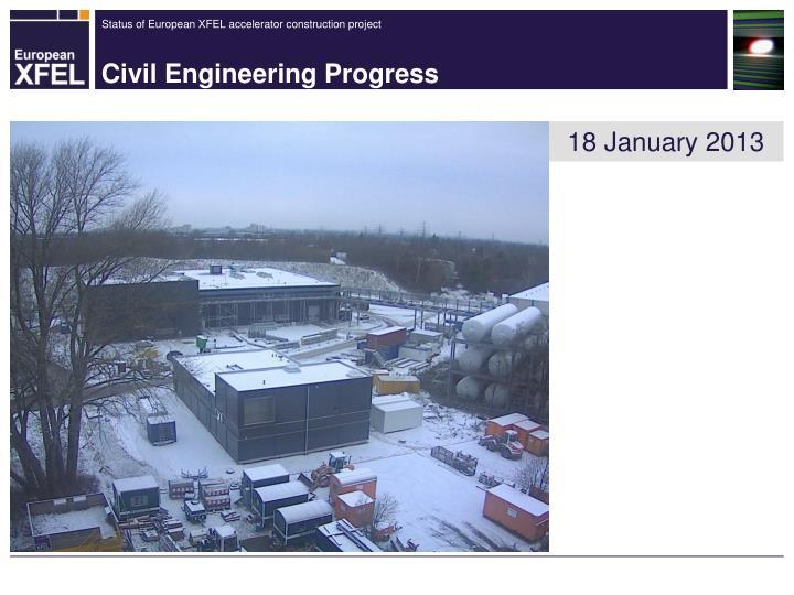 Civil Engineering Progress