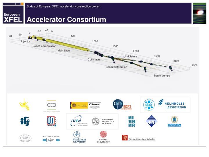 Accelerator Consortium