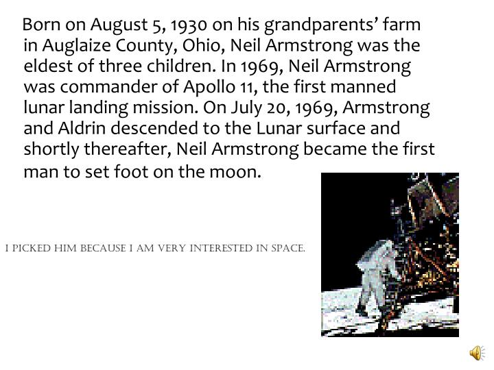 neil armstrong birth certificate - photo #25