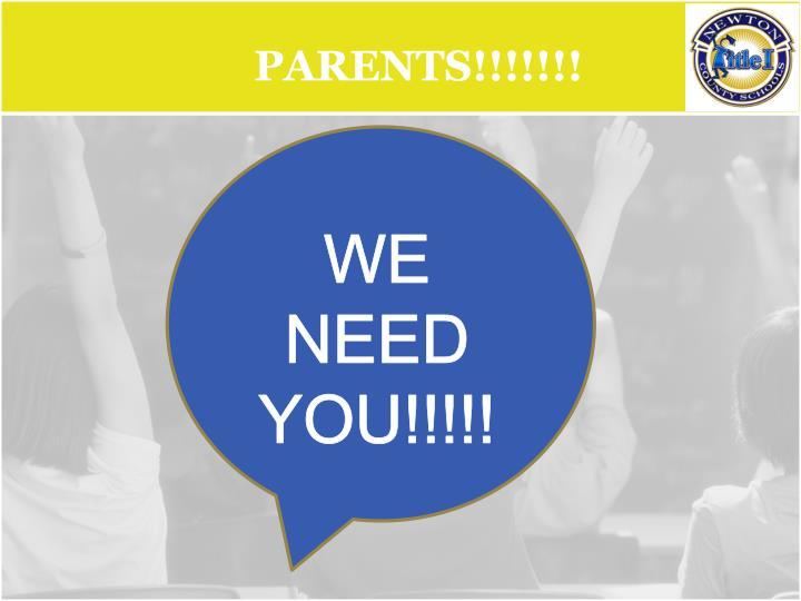 Parents!!!!!!!