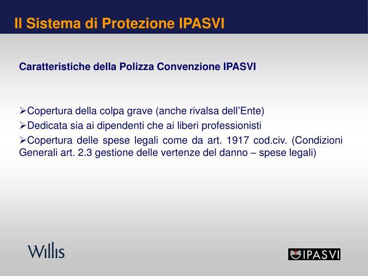 Il Sistema di Protezione IPASVI