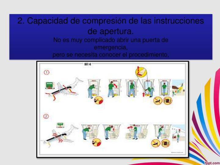 2. Capacidad de compresi