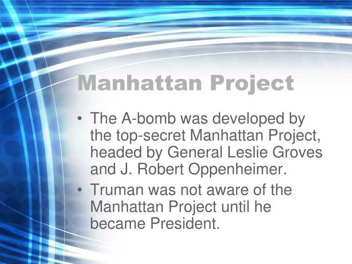 Manhattan Project