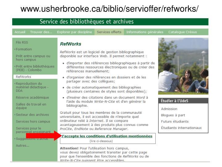 www.usherbrooke.ca/biblio/servioffer/refworks/