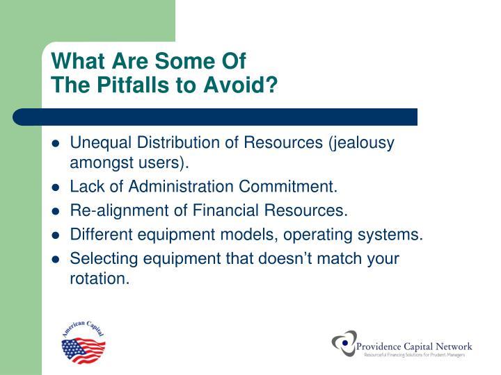 6 Common PowerPoint Pitfalls to avoid