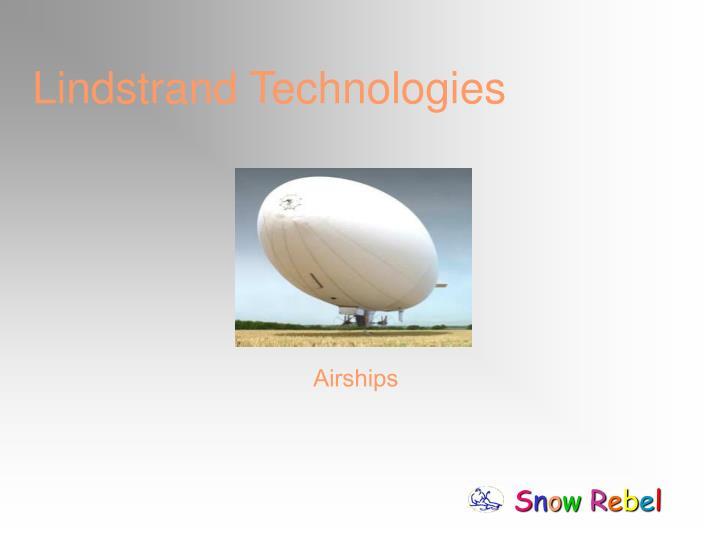 Lindstrand Technologies