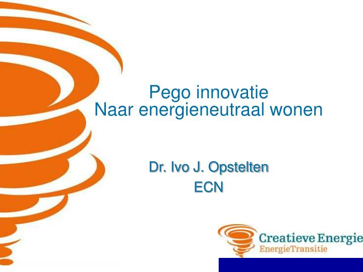 Pego innovatie