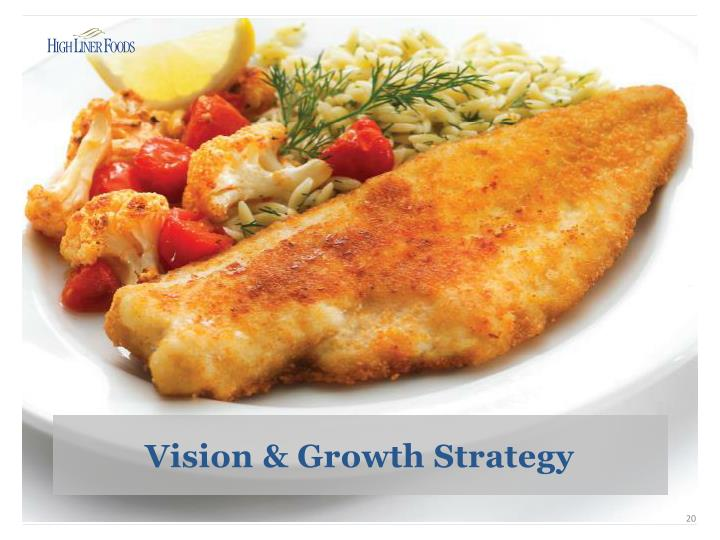 Vision & Growth Strategy
