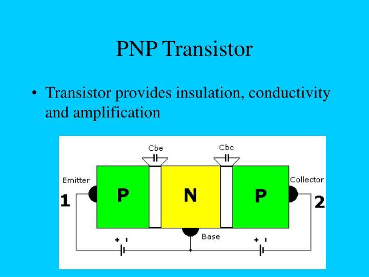 PNP Transistor