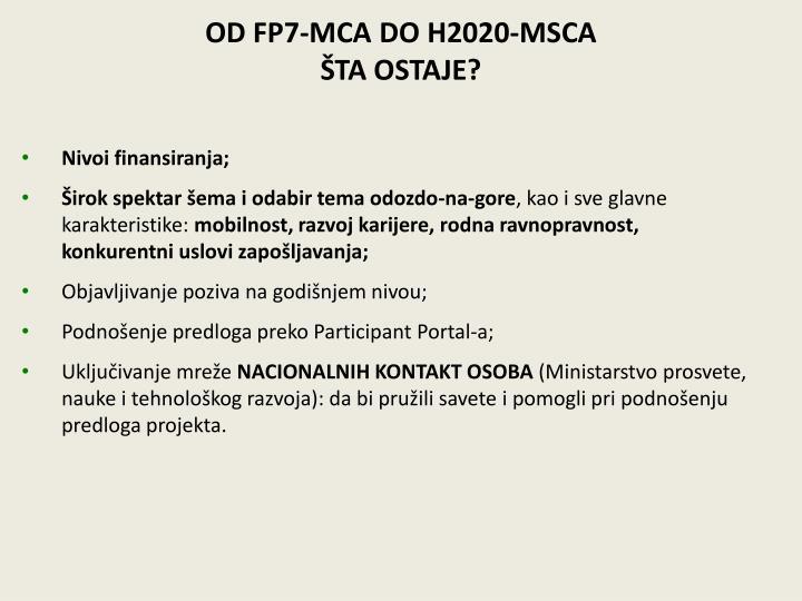 OD FP7-M