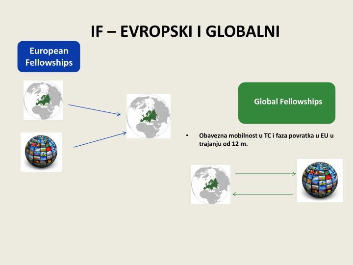 European Fellowships
