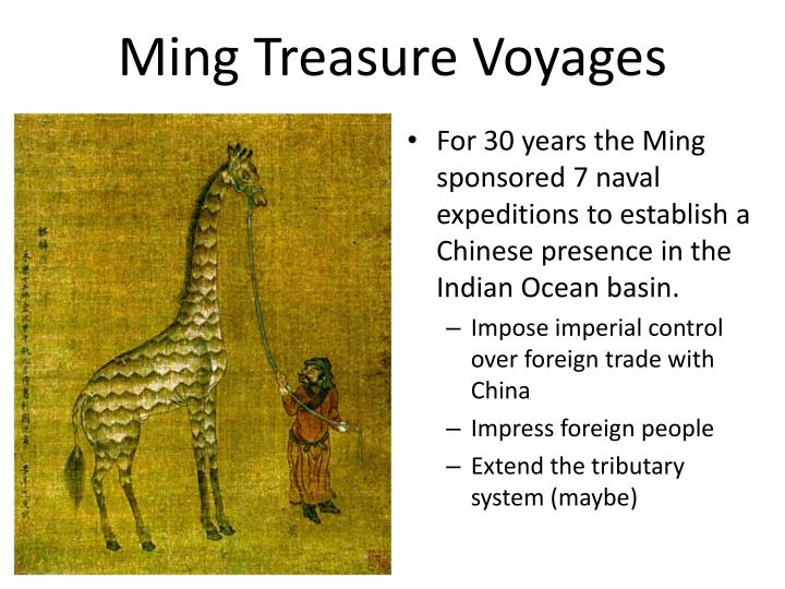 Ming Treasure Voyages