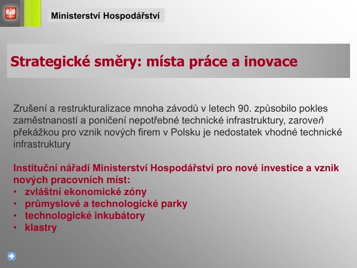Ministerství Hospodářství