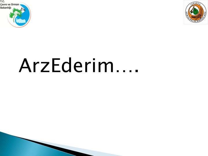 ArzEderim