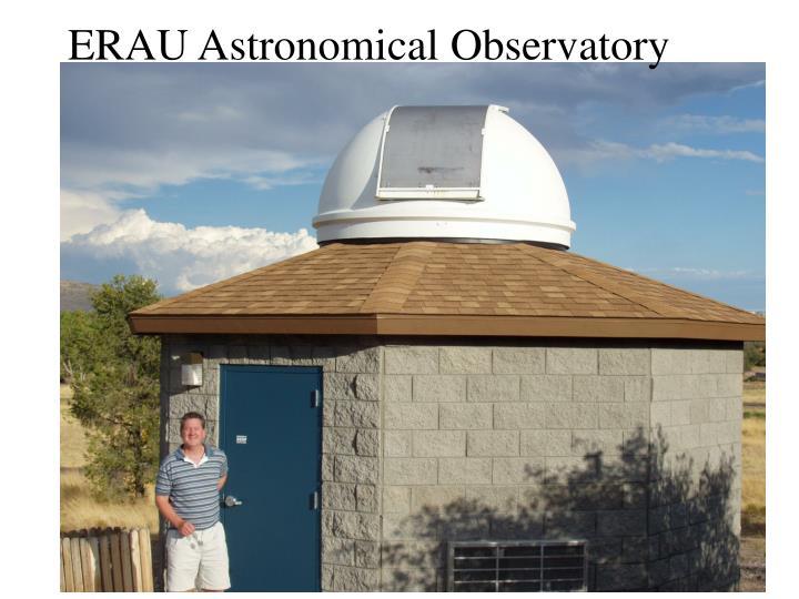 ERAU Astronomical Observatory