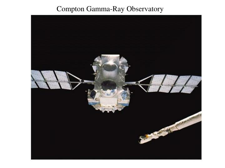Compton Gamma-Ray Observatory
