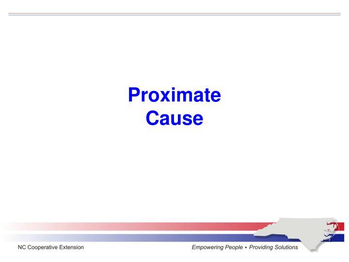 Proximate