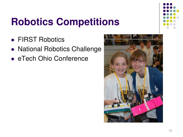 Robotics Competitions