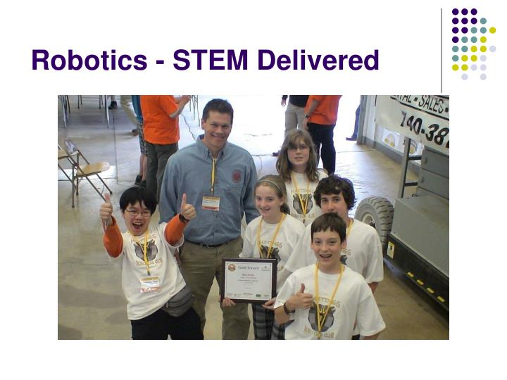 Robotics - STEM Delivered