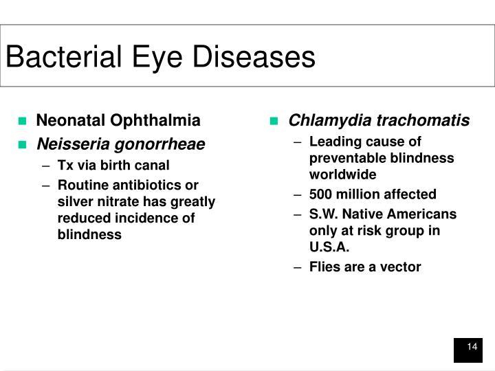 Neonatal Ophthalmia
