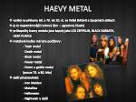 haevy metal