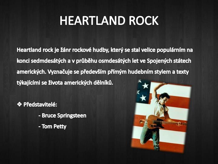 HEARTLAND ROCK