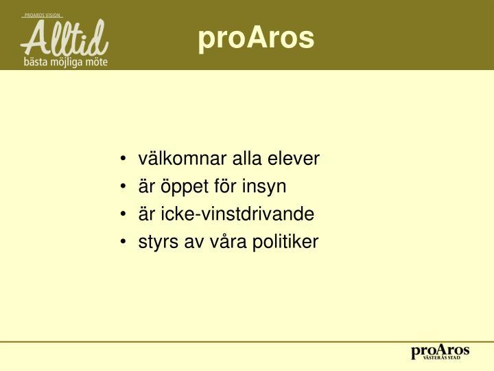 proAros