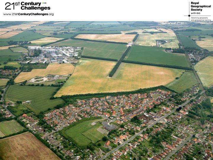 Rackheath the proposal the proposed site for rackheath eco community is in broadland district
