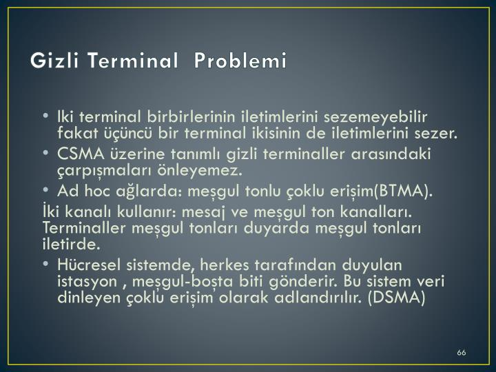 GizliTerminal