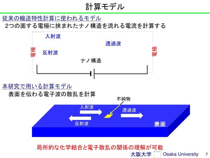 計算モデル