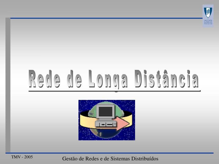 Rede de Longa Distância