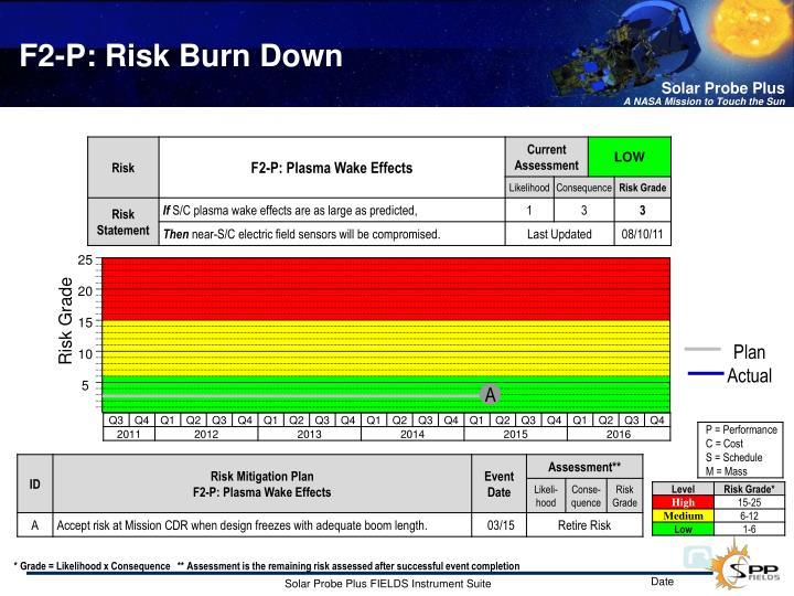 F2-P: Risk