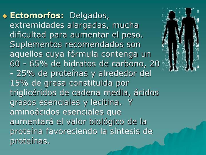 Ectomorfos: