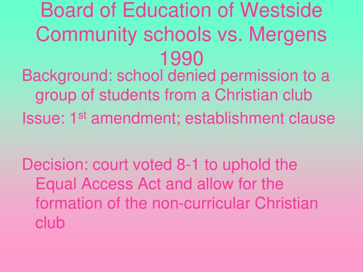 an analysis of brown versus board of education of topeka Brown vs the board of education of topeka 1954 oliver brown and 12 other plaintiffs (names undisclosed) brought suit against the board of education with the help of the naacp (national association for the advancement of colored people.