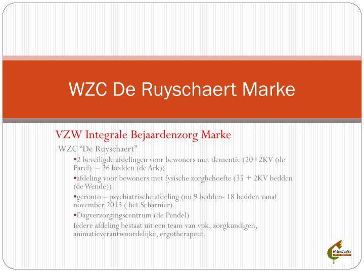 WZC De