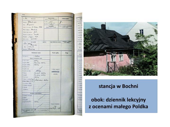 stancja w Bochni
