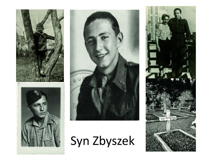 Syn Zbyszek
