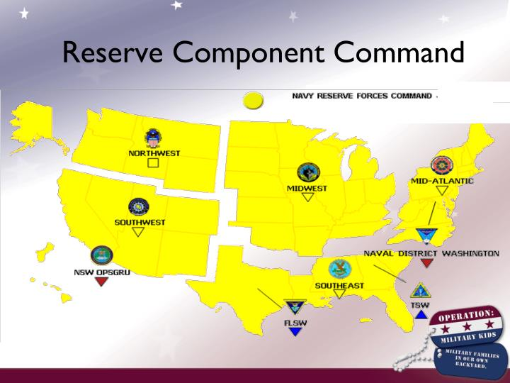 Reserve Component Command