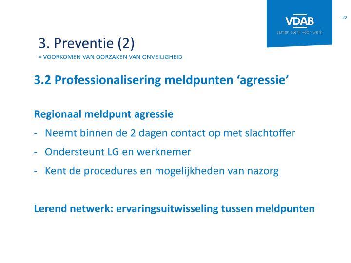 3. Preventie (2)